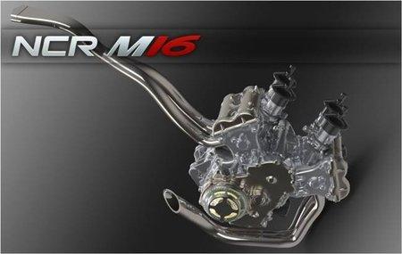 NCR M16, la Ducati Desmosedici RR definitiva