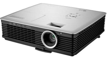 LG BX327 proyector 3D