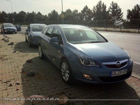 Opel Astra Sports Tourer, presentación y prueba en Estambul (parte 2)
