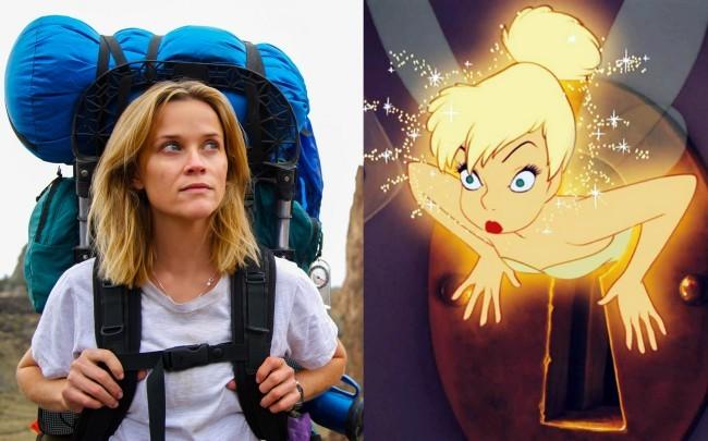 Reese Whiterspoon será Campanilla
