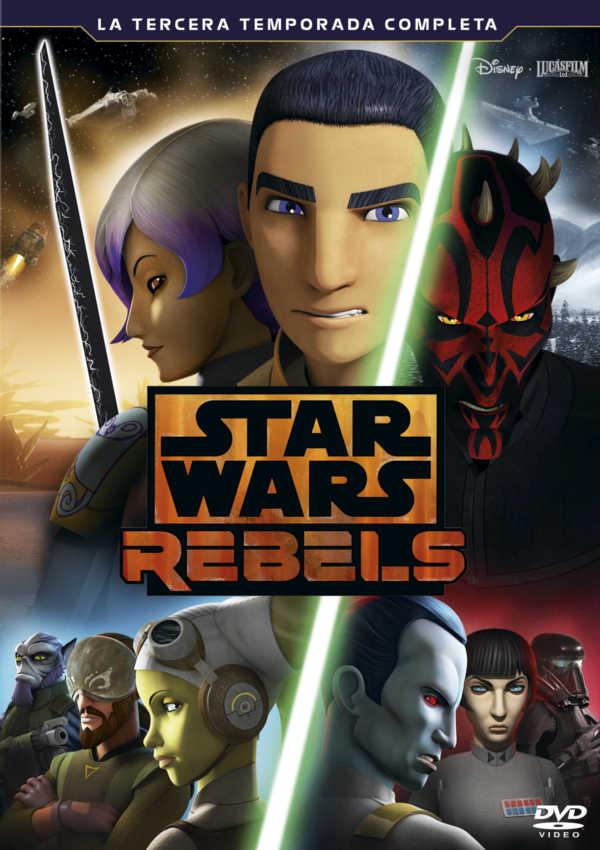 Tercera temporada de 'Star Wars Rebels'