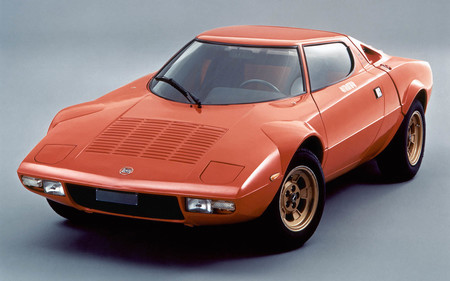 Lancia Stratos Hf 4