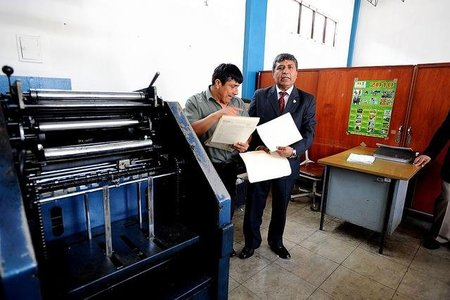 Inspecciones de trabajo: facultades de la inspección