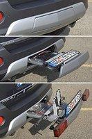 El sistema Flex-Fix del Opel Antara