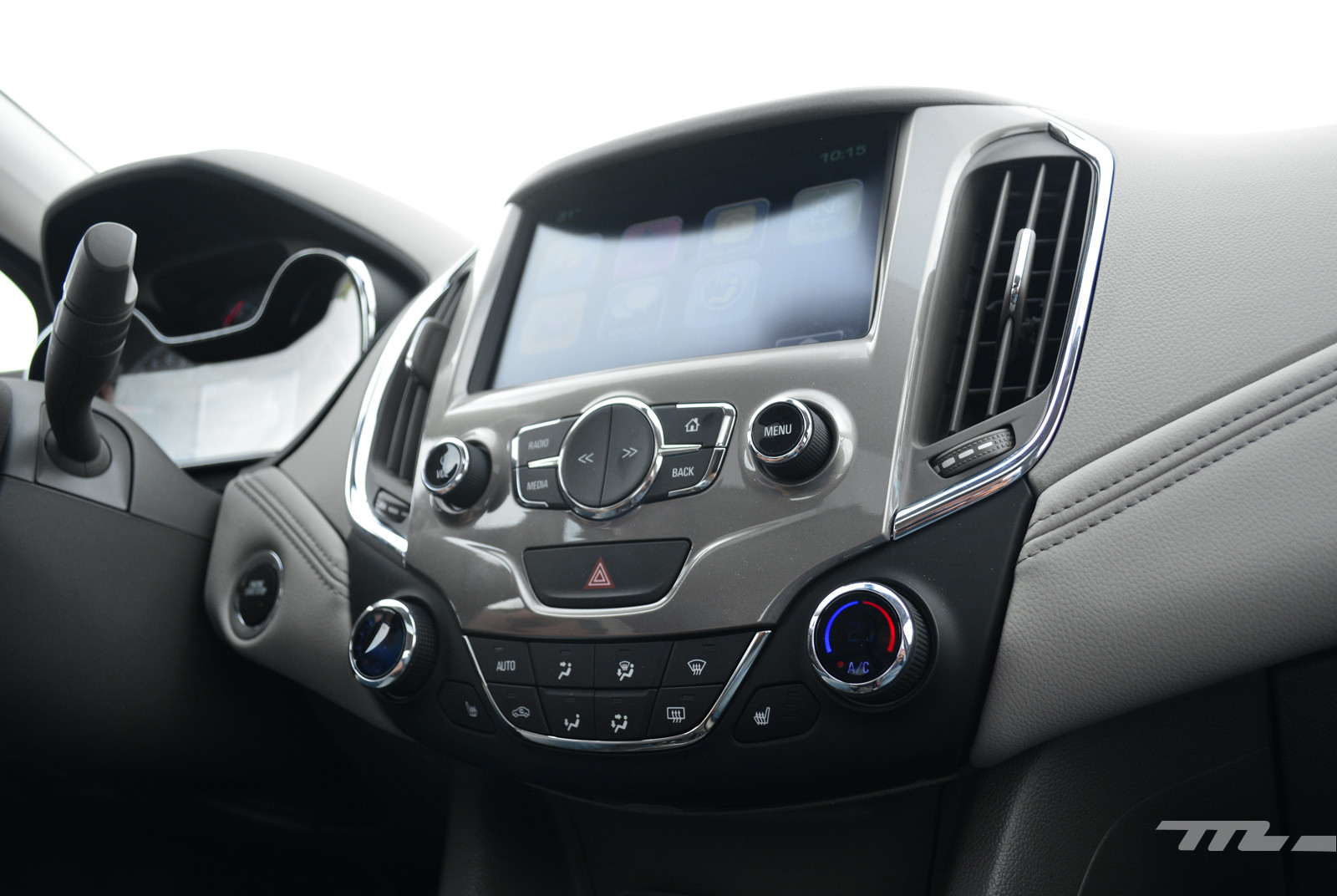 Foto de Chevrolet Cruze (prueba) (6/11)