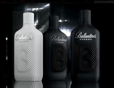 Los amantes del whisky quedan formalmente invitados a descubrir la nueva identidad de Nuit Ballantine's Finest