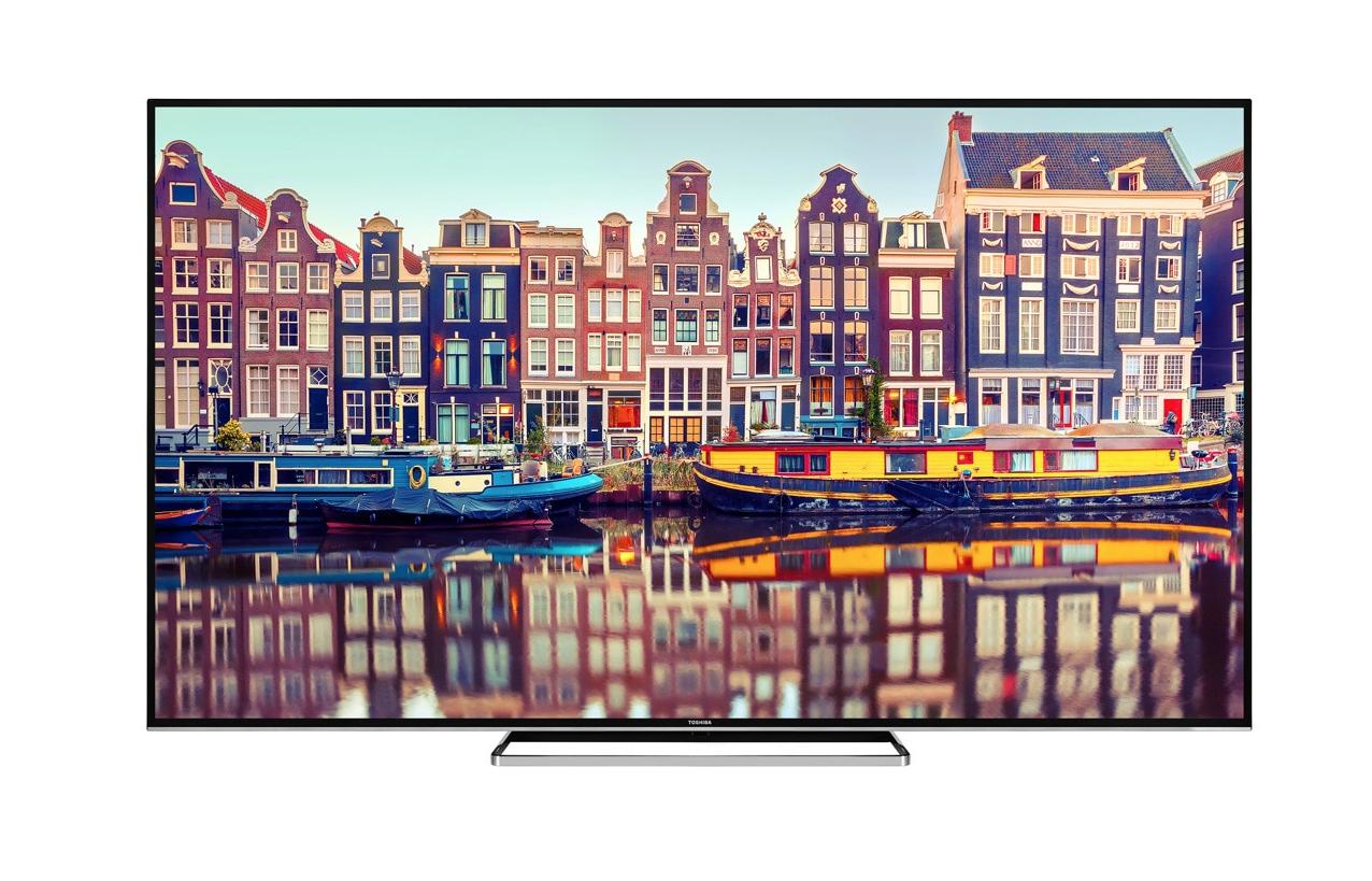 """TV LED 189 cm (75"""") Toshiba 75L5A63DG UHD 4K Smart TV Wi-Fi"""