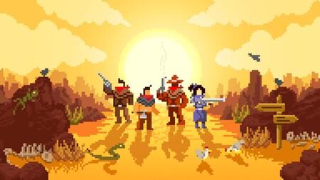 Mi juego favorito de Game Pass en Xbox es 'Westerado': un western indie con pixelazos y excelente ambientación
