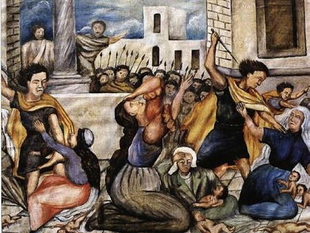 Día de los Santos Inocentes: una celebración de origen nada divertido