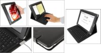 Nueva funda para el iPad con teclado incorporado