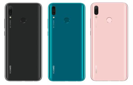 Huawei Y9 méxico