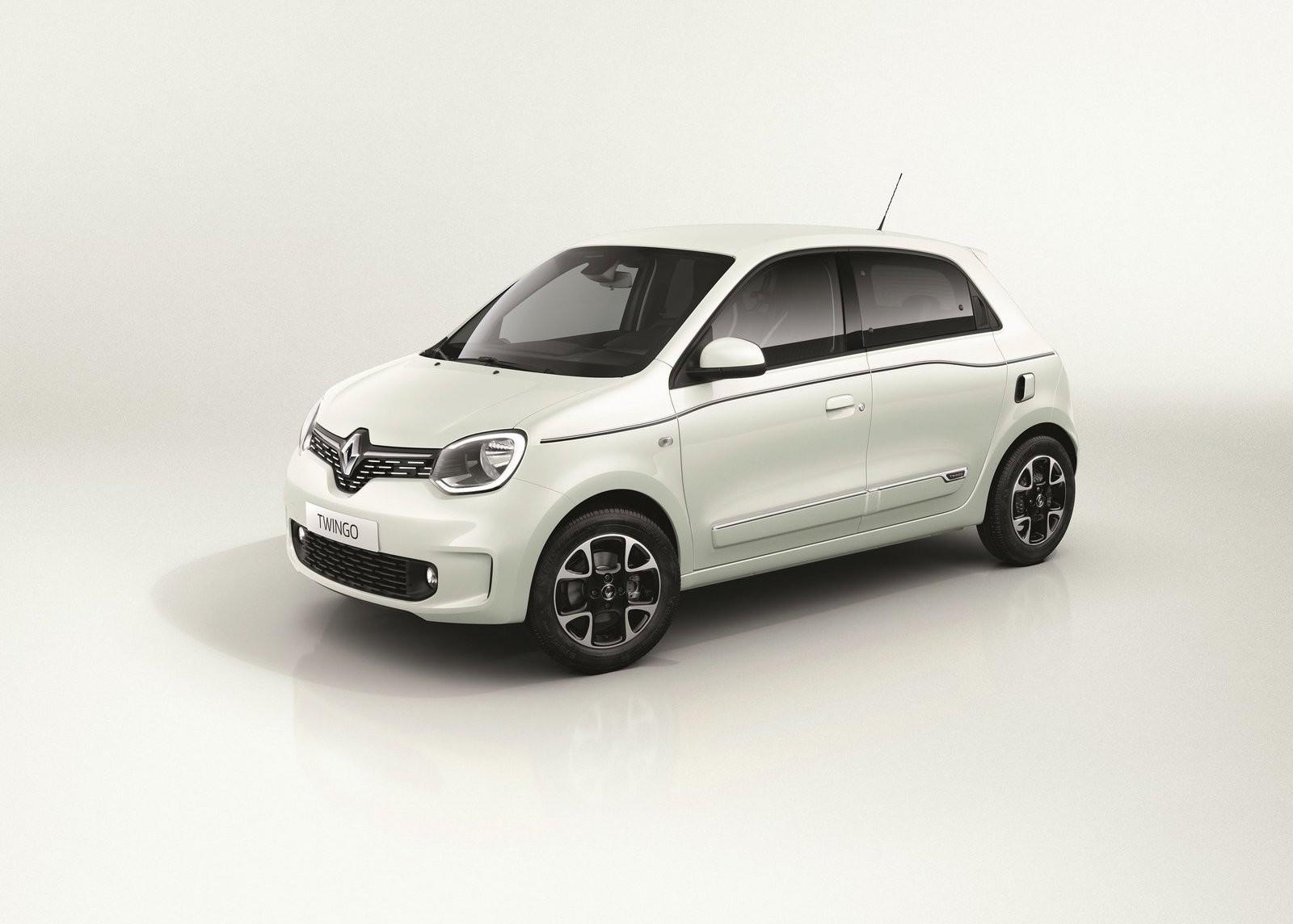 Foto de Renault Twingo 2020 (17/20)