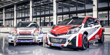 18 años después, Toyota vuelve a ganar en el WRC