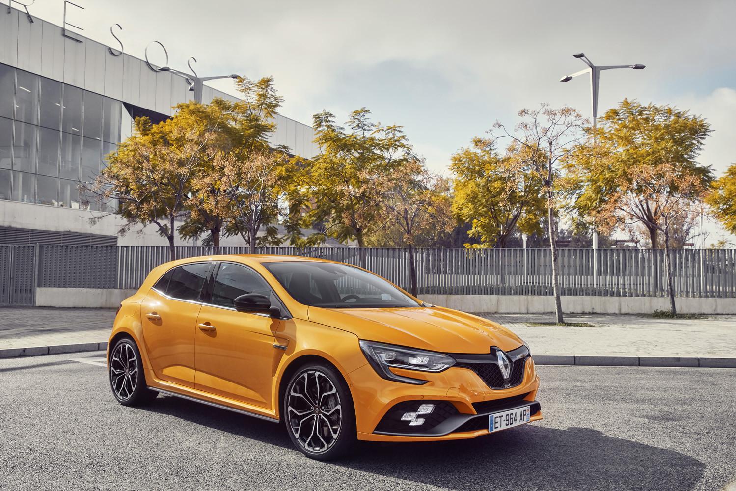 Foto de Renault Mégane R.S. 2018, toma de contacto (110/129)