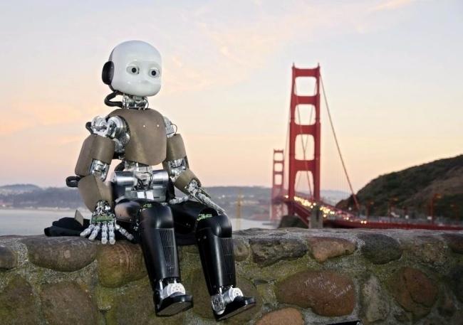 Robots para europeos