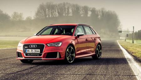 Audi RS 3 Sportback, desde 59.800 euros en España