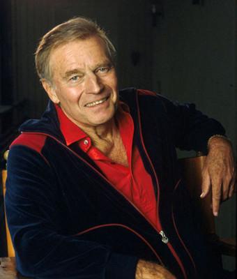 Fallece Charlton Heston
