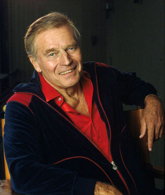 Fallece Charlton Heston