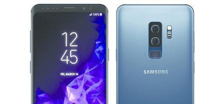 Galaxy S9: se filtra el modelo en azul coral y detalles sobre el modo de súper cámara lenta