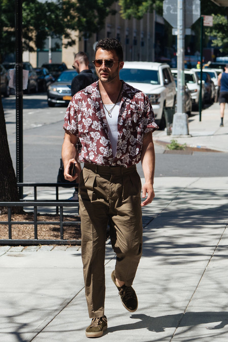 Mens Street Style Fashion 1