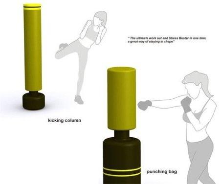 Stress Buster, una lámpara anti-estrés