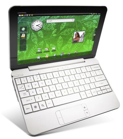 HP Compaq Airlife 100, un ultraportátil Android con alma de teléfono