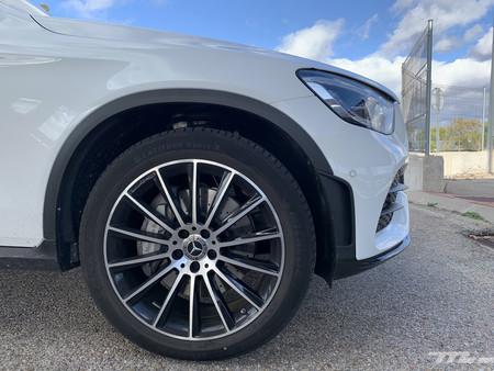 Mercedes-Benz GLC 200 4matic llantas