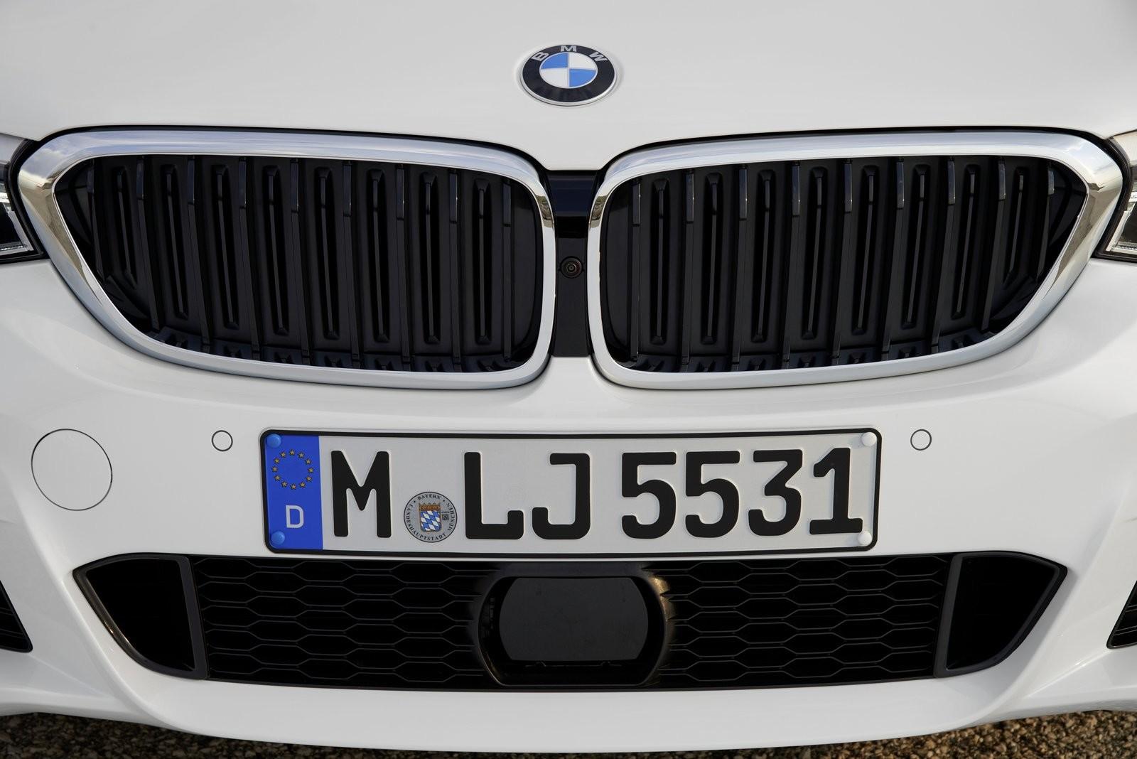 Foto de BMW Serie 6 Gran Turismo (50/54)