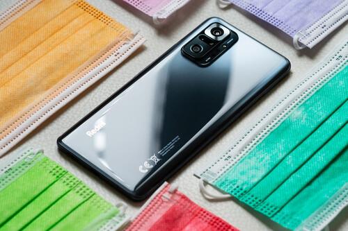 Xiaomi Redmi Note 10 Pro, análisis: un gustazo de experiencia multimedia por menos de 300 euros