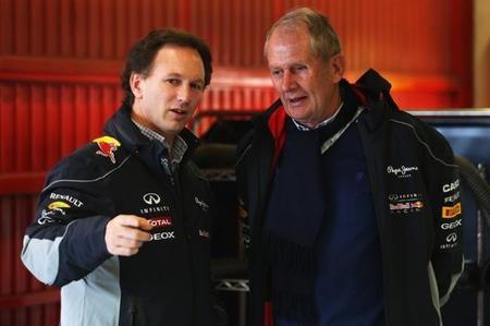 Helmut Marko, decepcionado con la sanción a Mercedes