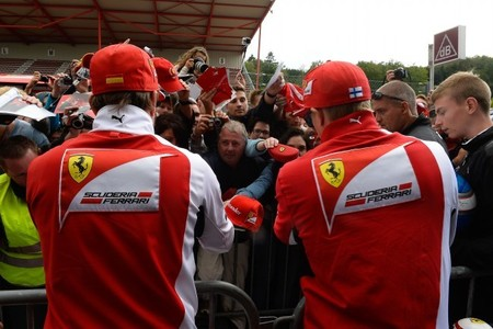 Marco Mattiacci confirma la continuidad de los dos pilotos de Ferrari