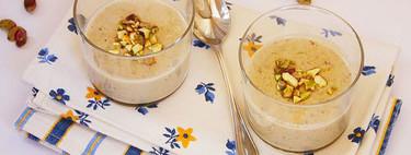 Natillas de pistacho, receta de Ferran Adrià