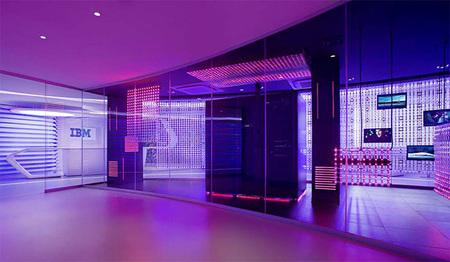 Oficinas IBM - antesala