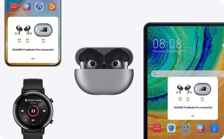 Huawei Freebuds Pro Device Switch 1 2 2x