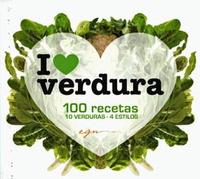 I love verdura, Premio Gourmand a la Mejor Fotografía de Libros de Cocina de España
