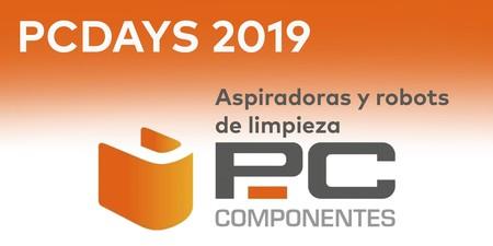 Las mejores ofertas en aspiradoras y robots de limpieza de los PCDays de PcComponentes