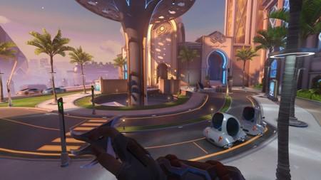 Oasis, el nuevo mapa de Overwatch: si te despistas, te atropellan