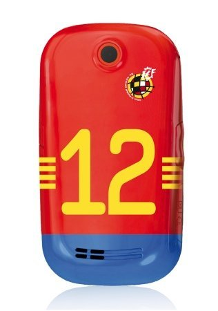 El jugador número 12 de la Roja es un teléfono móvil