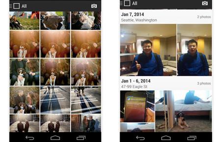 GalleryNext beta, la nueva galería de CyanogenMod ya disponible en Google Play
