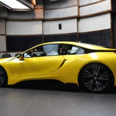 Foto 14 de 16 de la galería bmw-i8-amarillo en Motorpasión