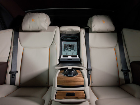 Rolls Royce Ghost2
