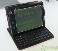 Desempaquetado del HTC Advantage