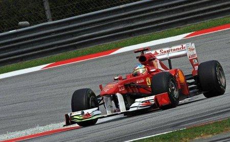 Ferrari estrenará alerón delantero en el Gran Premio de China buscando la velocidad que les falta