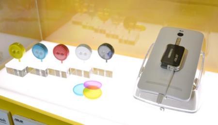 ¿Flash de xenón en un móvil? ASUS tiene un accesorio para eso