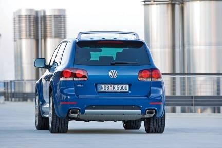 Volkswagen Touareg R50, más información y fotos