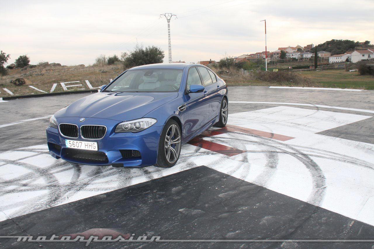 Foto de BMW M5 (Prueba) (103/136)