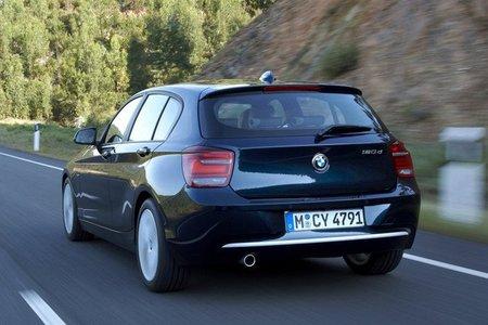 Nuevo BMW Serie 1 para 2012