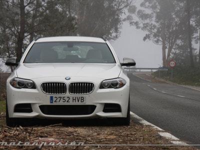¡Más madera! BMW podría estar trabajando en un motor diésel con cuatro turbos