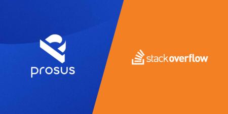 Stackoverflow Prosus Blue Orange
