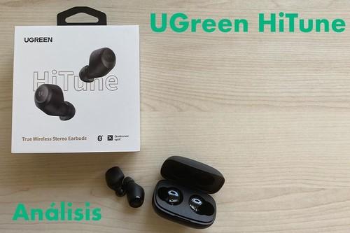Análisis: UGreen HiTune, unos auriculares true wireless muy económicos con prestaciones de sobra para convencer
